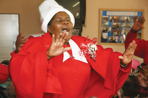 'Giving with Spirit'