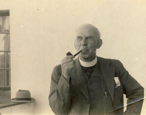The Reverend Andrew Murray McGregor