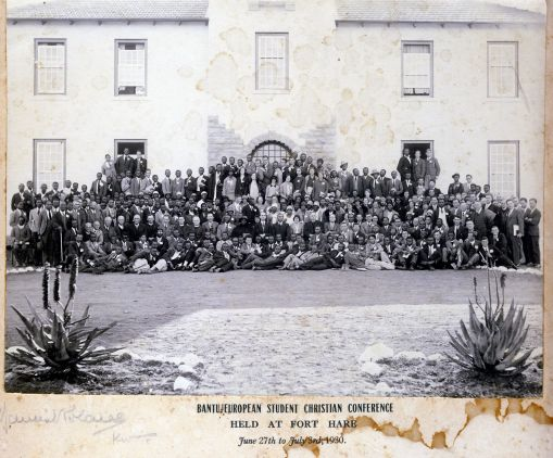The Fort Hare Conference 1930