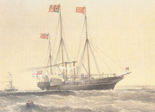 HMY Victoria and Albert II