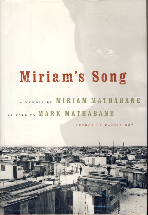 Cover of Miriam's Song