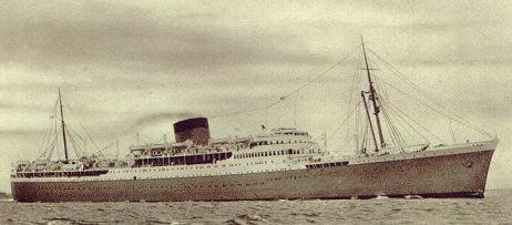 RMS Cape Town Castle