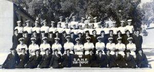 Ship's Company Robben Island c1945